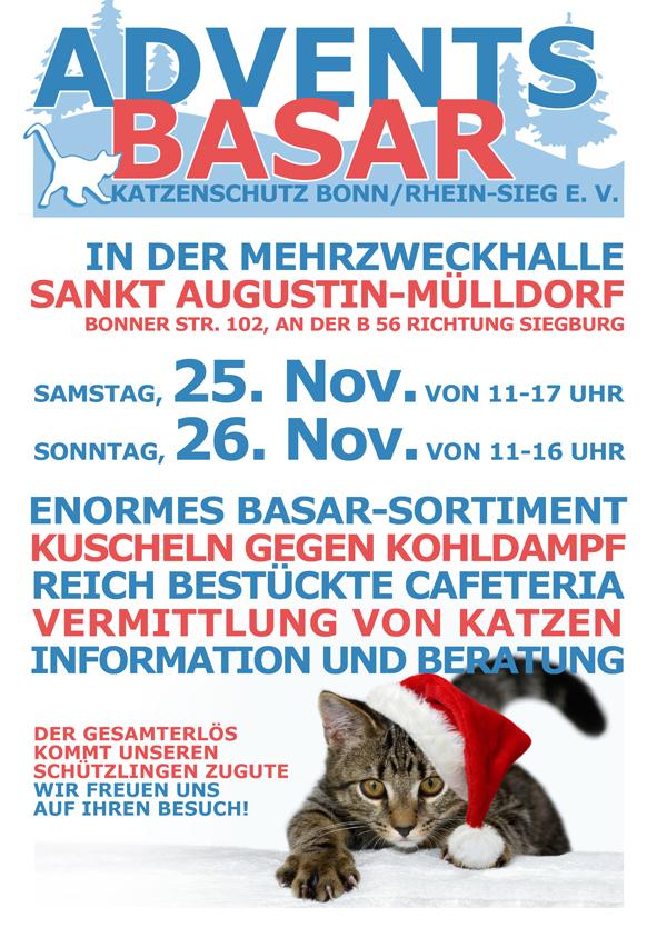 Katzenschutz Bonn/Rhein-Sieg e.V.