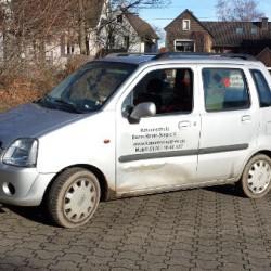 Bis dass der TÜV uns scheidet: Dringend neues Vereinsauto benötigt!