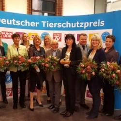 """""""Senioren für Senioren"""" erhält den zweiten Platz des Deutschen Tierschutzpreises"""