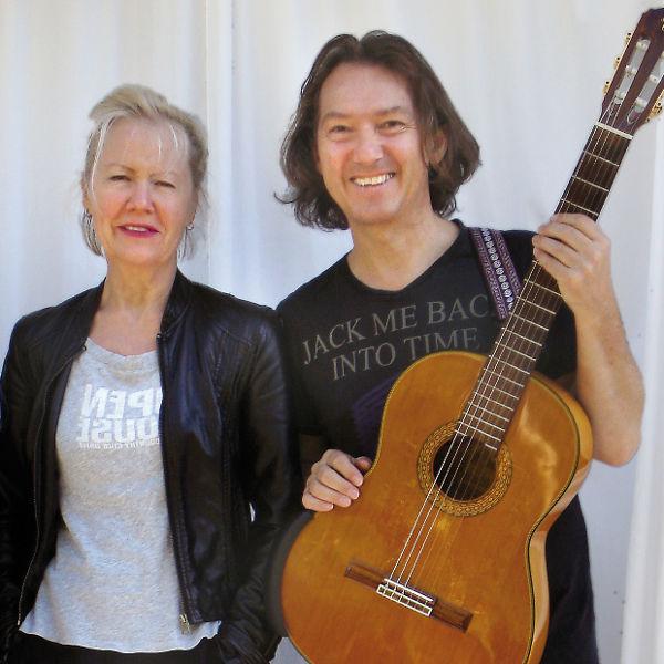 Musik mit Erika Kaldemorgen und Jörg Terlinden