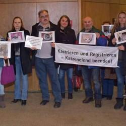 23.03.2017: Kastrationspflicht wird im Umweltausschuss des Rhein-Sieg-Kreises besprochen