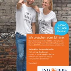 Jetzt abstimmen: Helfen Sie uns, 1.000 Euro zu gewinnen!