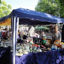 Flohmarkt-Saison startet am 4. März