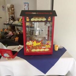 Susannes Popcorn-Maschine.