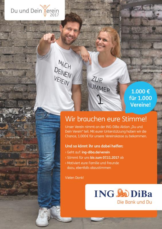 ING DiBa - Du und Dein Verein