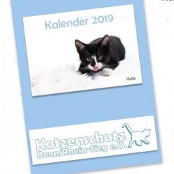 Der Jahreskalender 2019: Jetzt bestellen oder auf dem Basar erwerben