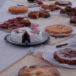 Backe, backe Kuchen: Kulinarische Spenden für den Basar gesucht!